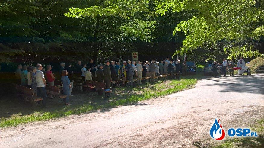 Uroczystości ku czci bitwy pod Rąblowem OSP Ochotnicza Straż Pożarna