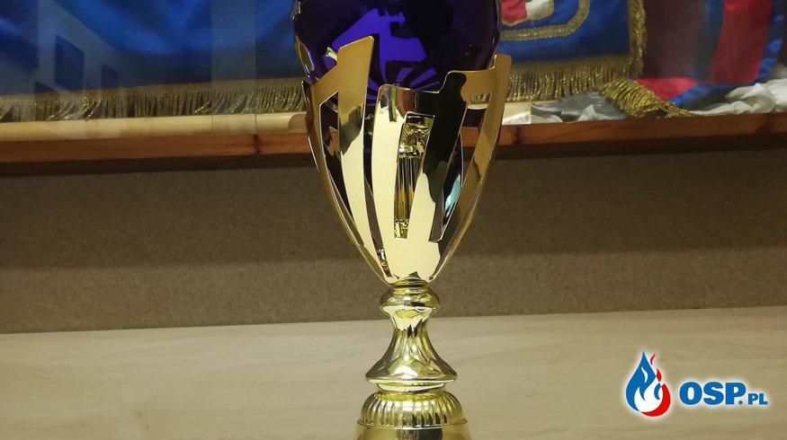 Halowy turniej piłki nożnej jednostek OSP Powiatu Wejherowskiego OSP Ochotnicza Straż Pożarna