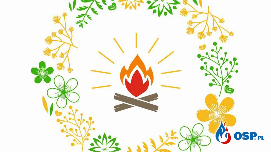 Bieg Świętojański 2016 OSP Ochotnicza Straż Pożarna