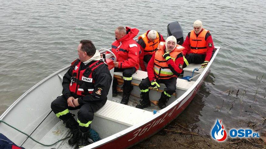 """Szkolenie """"Ratownictwo na wodach"""" październik 2016 r. OSP Ochotnicza Straż Pożarna"""