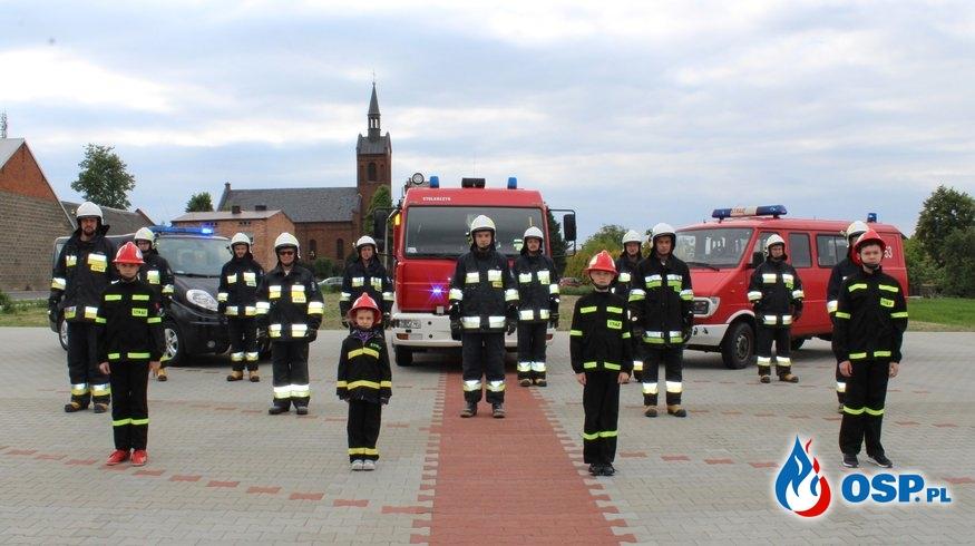 #GaszynChallenge - OSP Słupia pod Kępnem dla Wojtusia OSP Ochotnicza Straż Pożarna