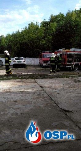 Sprawdzenie gotowości bojowej 17.07.2019r. OSP Ochotnicza Straż Pożarna