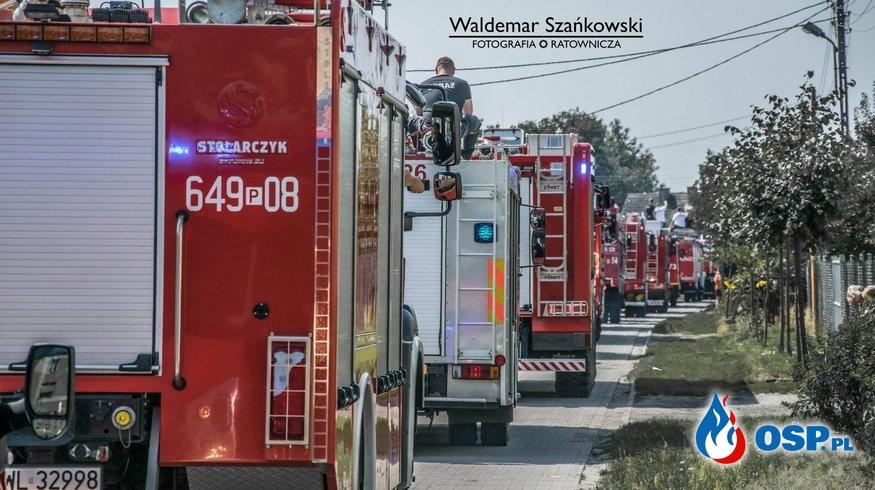 Przed nami II Ogólnopolski Zlot Czerwonych Samochodów w Poznaniu OSP Ochotnicza Straż Pożarna