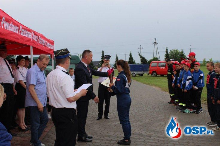Powiatowe Zawody Sportowo-Pożarnicze MDP OSP Ochotnicza Straż Pożarna