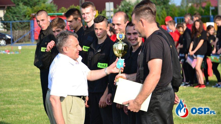 Zawody sportowo pożarnicze gminy Oksa OSP Ochotnicza Straż Pożarna