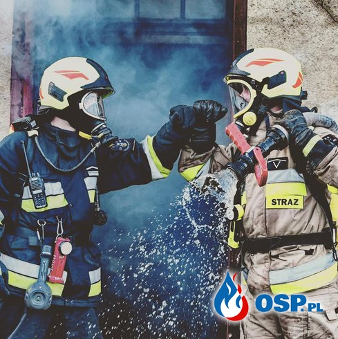 OSP Wierzchowice w działaniu! OSP Ochotnicza Straż Pożarna