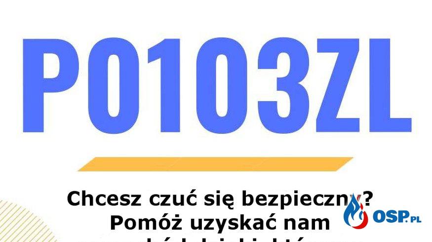 Głosuję na Strażaków w budżecie obywatelskim 2019 OSP Ochotnicza Straż Pożarna