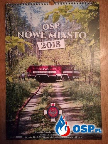 Kalendarz 2018 OSP Nowe Miasto OSP Ochotnicza Straż Pożarna