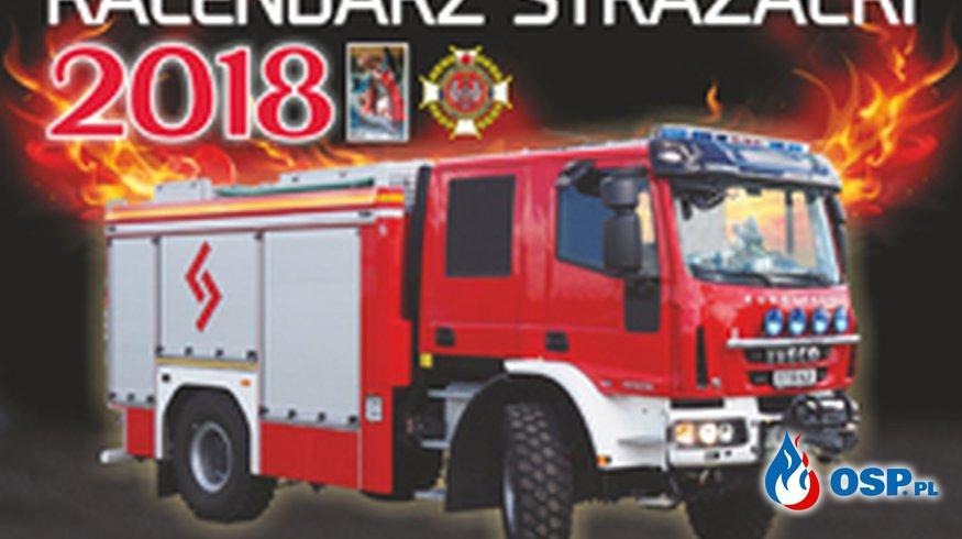 Akcja kalendarzyk 2018 OSP Ochotnicza Straż Pożarna