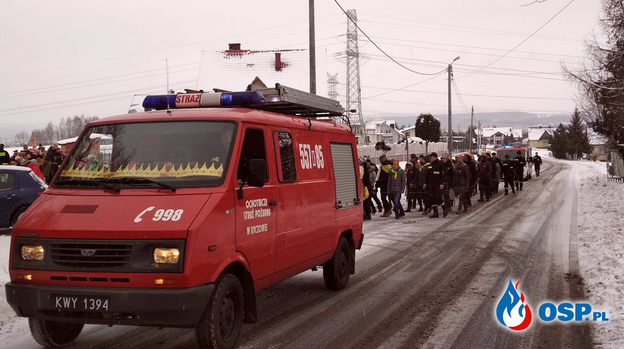 Orszak Trzech Króli OSP Ochotnicza Straż Pożarna