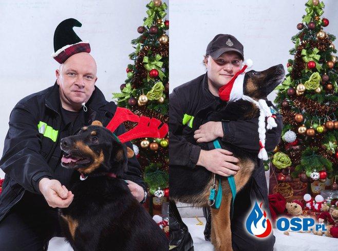 Stracy wzięli udział w charytatywnej sesji zdjęciowej OSP Ochotnicza Straż Pożarna