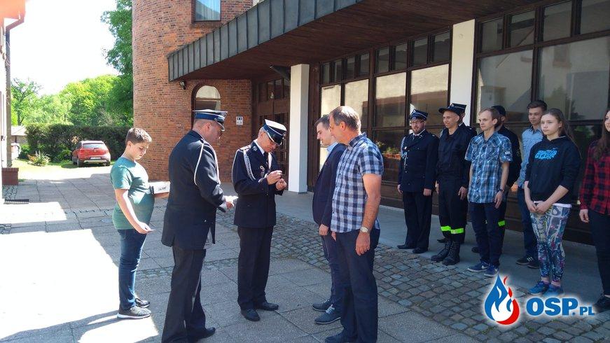 Msza za strażaków OSP Ochotnicza Straż Pożarna