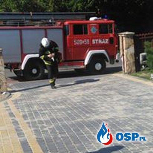 III Powiatowe Manewry Ratownicze Jednostek OSP. OSP Ochotnicza Straż Pożarna