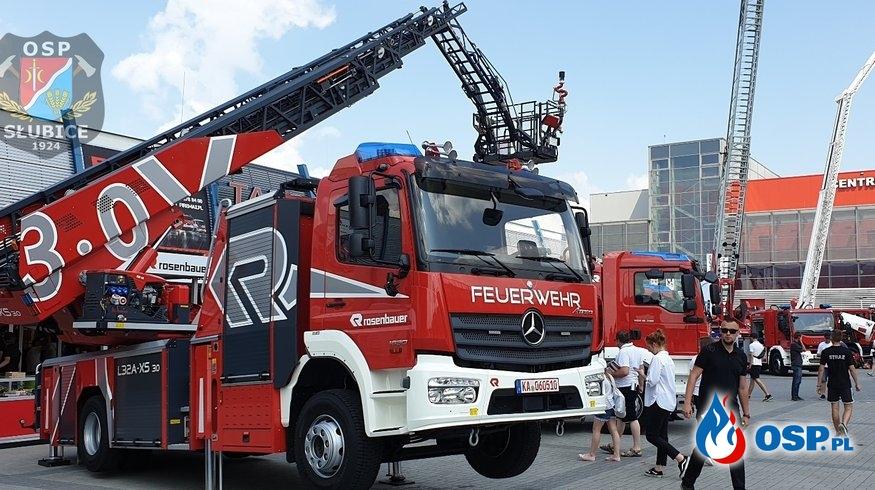 Kolejna edycja IFIRE-EXPO w Kielcach już za nami OSP Ochotnicza Straż Pożarna
