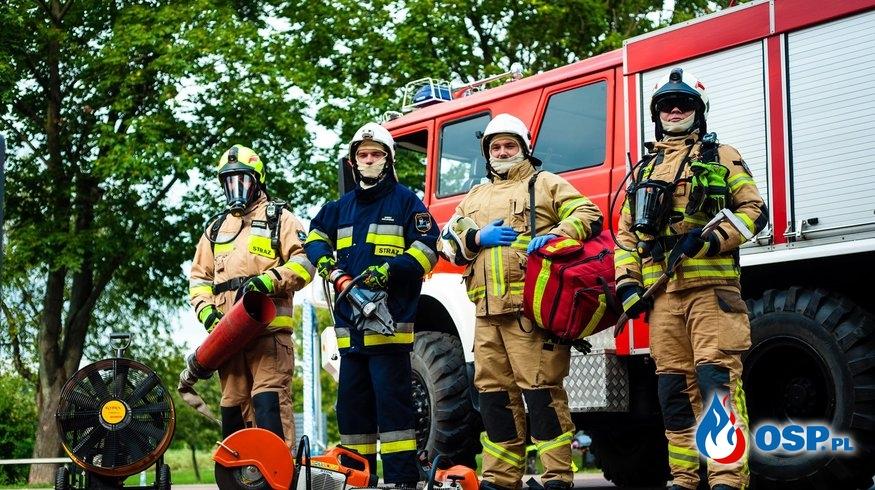 Orlen dla straży pożarnych. Rusza kolejna runda finansowania, w puli 2 miliony złotych. OSP Ochotnicza Straż Pożarna