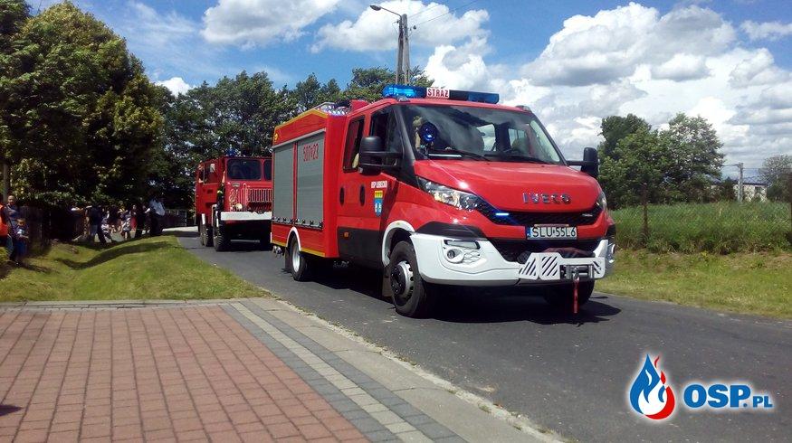 OSP Lubecko na IX Fire Truck Show w Główczycach ! OSP Ochotnicza Straż Pożarna