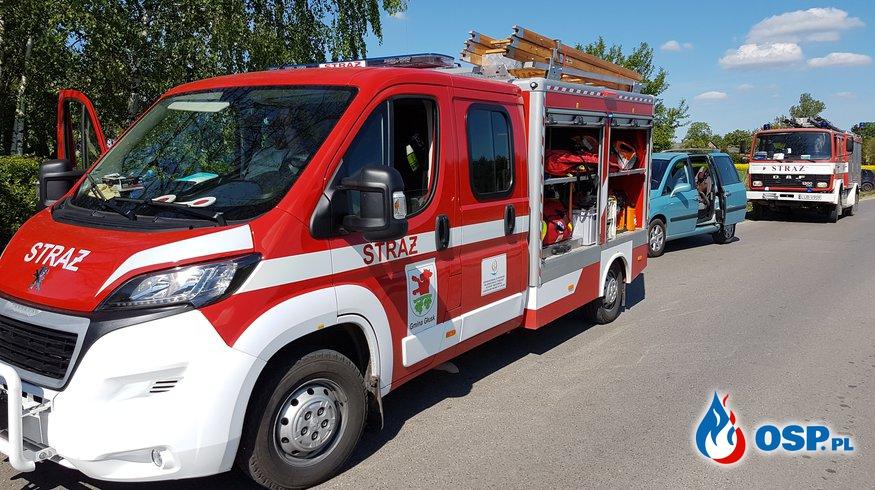 Pracowity tydzień OSP Ochotnicza Straż Pożarna