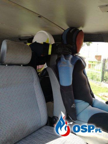 Ćwiczenia 13.05.2017 OSP Ochotnicza Straż Pożarna