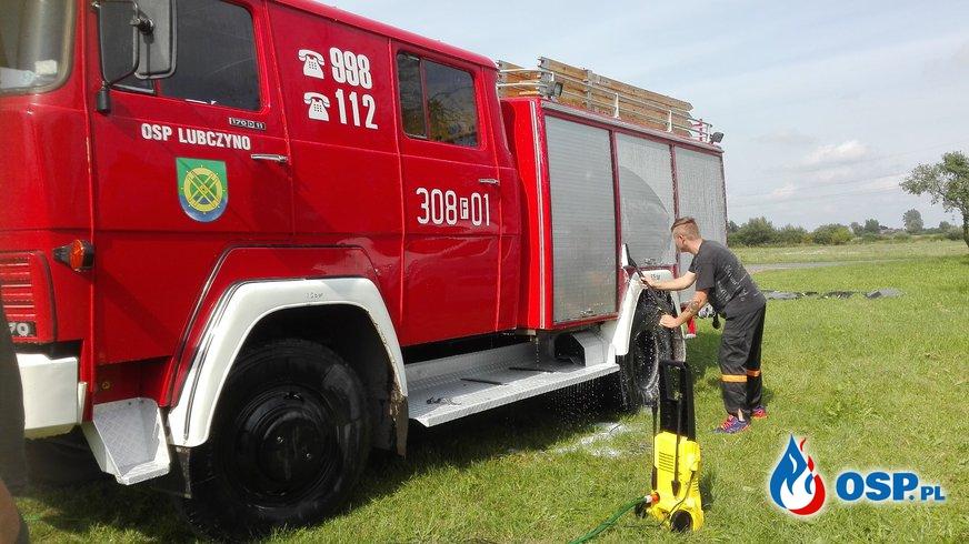 Dzień gospodarczy OSP Ochotnicza Straż Pożarna