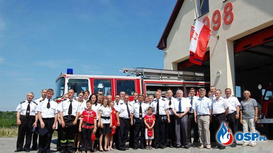 OSP Cerkwica w Krajowym Systemie Ratowniczo-Gaśniczym. OSP Ochotnicza Straż Pożarna
