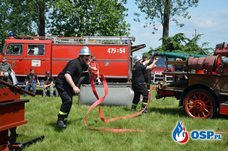I Międzynarodowy Zlot Motopomp Strażackich i Grup Rekonstrukcji Strażackiej w Szemrowicach OSP Ochotnicza Straż Pożarna
