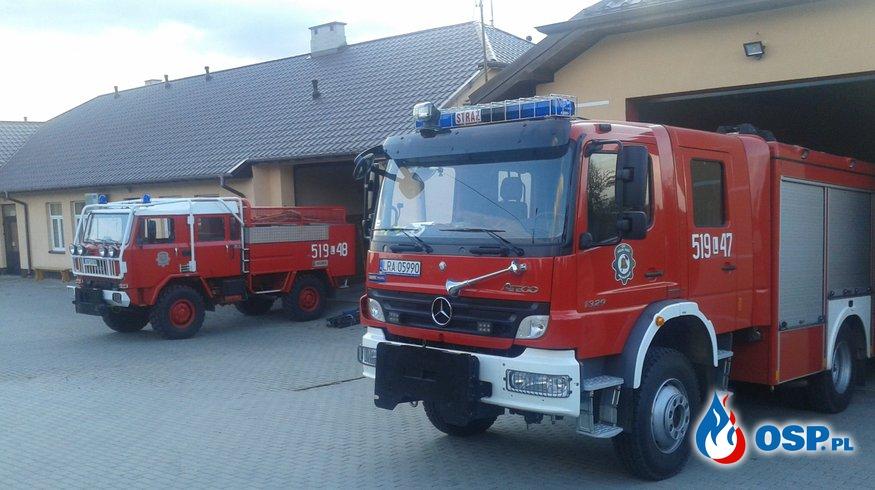 Wyróżnienie dla naszej druhny. OSP Ochotnicza Straż Pożarna