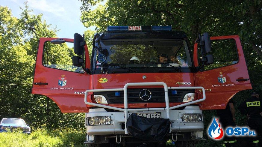 Weekend pełen atrakcji.  Zakończył się 44. Bieszczadzki Wyścig Górski OSP Ochotnicza Straż Pożarna