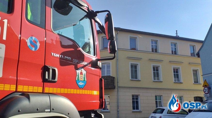 Otwarcie Mieszknia OSP Ochotnicza Straż Pożarna