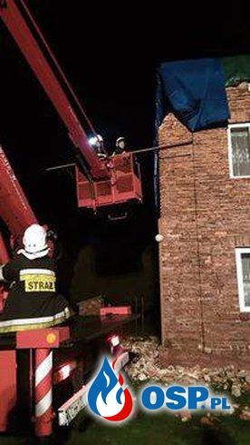 Listopadowe wyjazdy Zagórskich strażaków OSP Ochotnicza Straż Pożarna