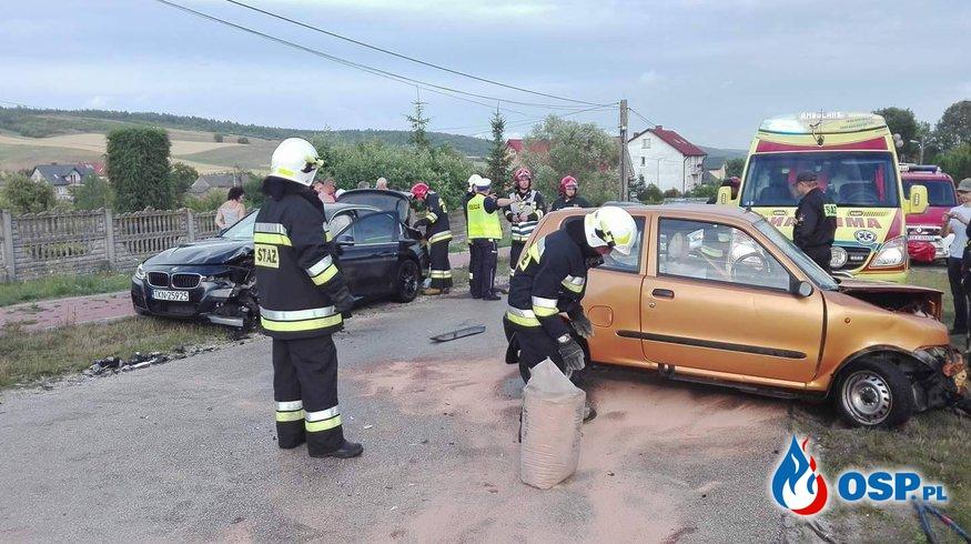 Zdarzenie nr 19/2017 OSP Ochotnicza Straż Pożarna