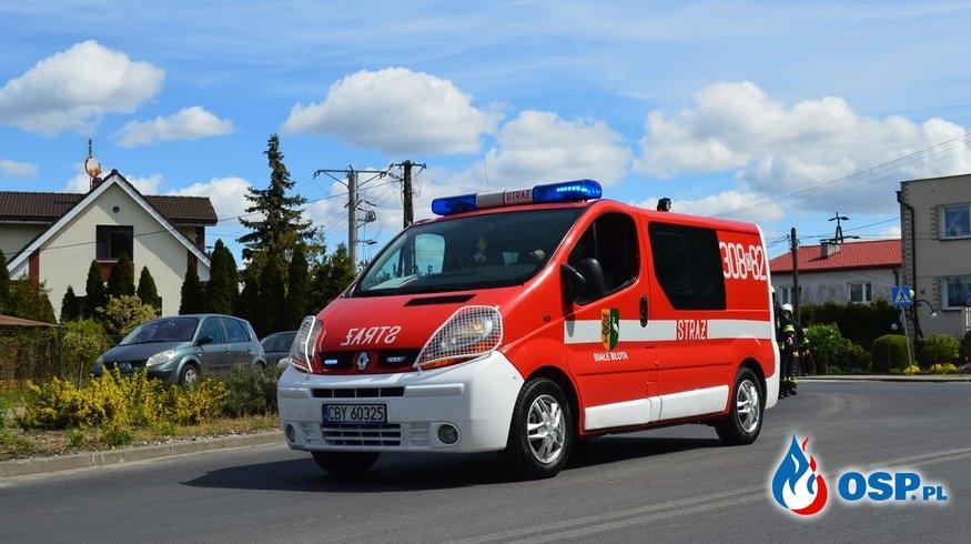 Zdarzenie 55/2019 OSP Ochotnicza Straż Pożarna