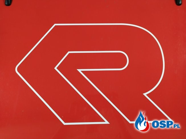 Pokaz sprzętu firmy Rosenbauer. OSP Ochotnicza Straż Pożarna