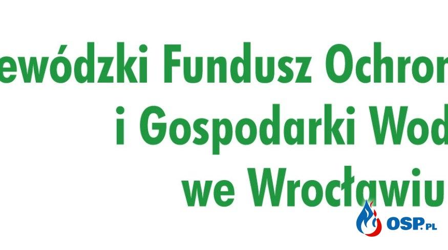 """Dofinansowanie z Programu """"MAŁY STRAŻAK"""" OSP Ochotnicza Straż Pożarna"""