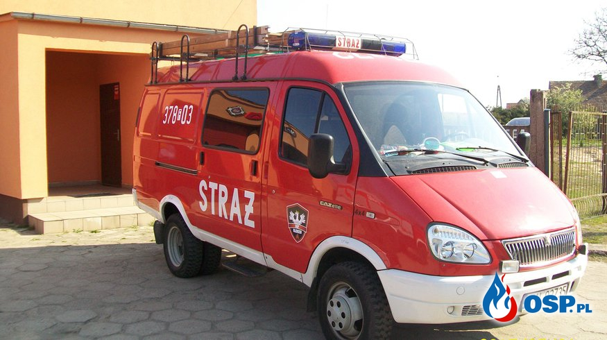 Pomoc ratownikom medycznym. OSP Ochotnicza Straż Pożarna