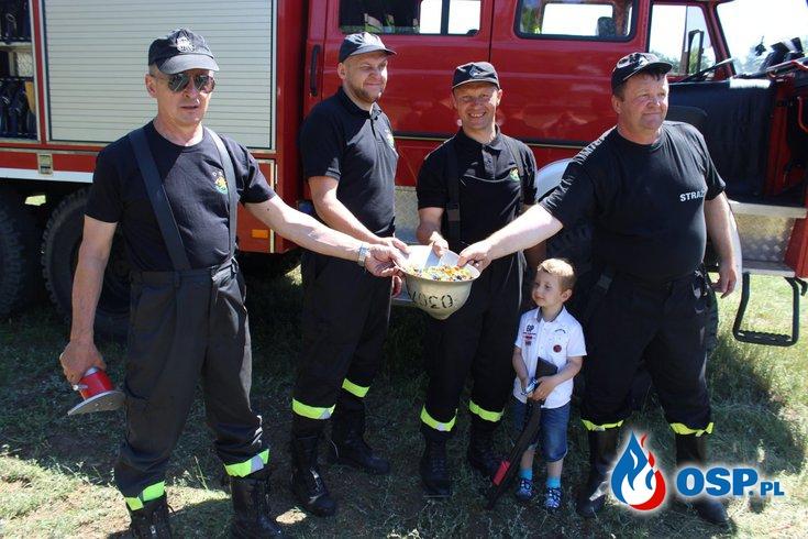 II Festyn rodzinny z udziałem OSP Milejczyce OSP Ochotnicza Straż Pożarna