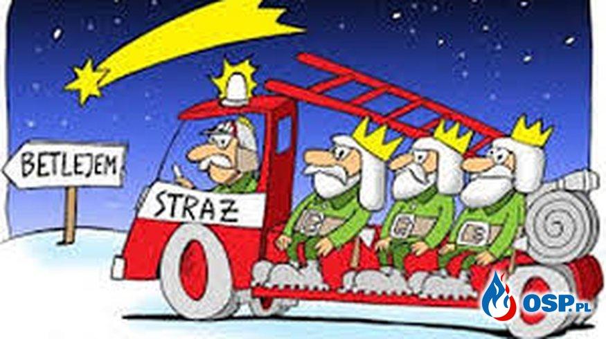Życzenia Świąteczne. OSP Ochotnicza Straż Pożarna