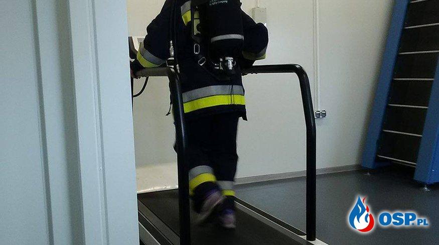 Komora dymowa OSP Ochotnicza Straż Pożarna