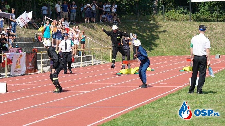Krajowe Zawody Sportowo - Pożarnicze Ochotniczych Straży Pożarnych 2019 [WYNIKI] OSP Ochotnicza Straż Pożarna