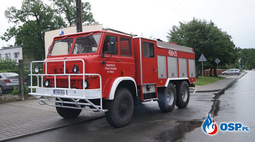 Przetarg II OSP TUR - przetarg unieważniony OSP Ochotnicza Straż Pożarna