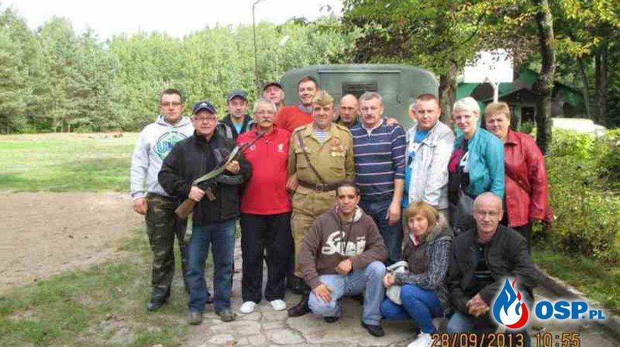 Borne Sulinowo - szkolenie strażaków. OSP Ochotnicza Straż Pożarna