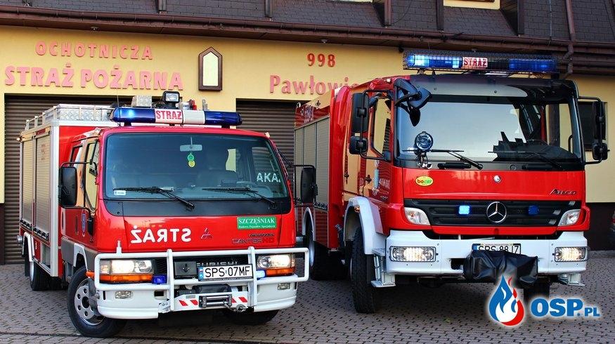 67 zdjęć samochodów Ochotniczych Straży Pożarnych w Polsce OSP Ochotnicza Straż Pożarna
