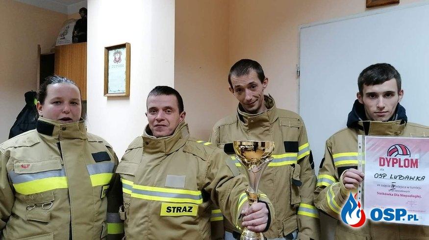 Podziękowania OSP Ochotnicza Straż Pożarna