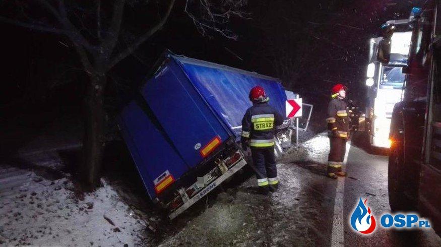 Wypadek Byczyna Gołkowice widziany oczami strażaka. [Film] OSP Ochotnicza Straż Pożarna