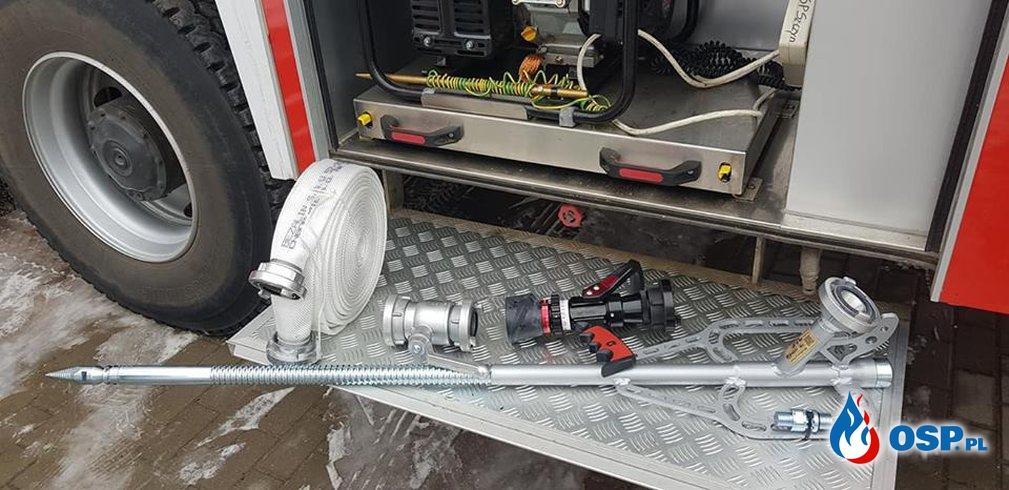 Orlen - Dar Serca OSP Ochotnicza Straż Pożarna
