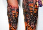 Strazackie Tatuaze Zobacz Inspiracje Na Dziare Dla Strazaka Zdjecia Osp Pl