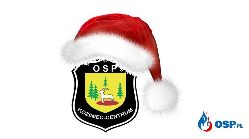 Wesołych Świąt! OSP Ochotnicza Straż Pożarna