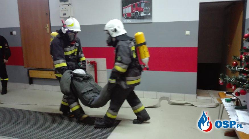 KONTROLA GOTOWOŚCI BOJOWEJ 2017R. OSP Ochotnicza Straż Pożarna