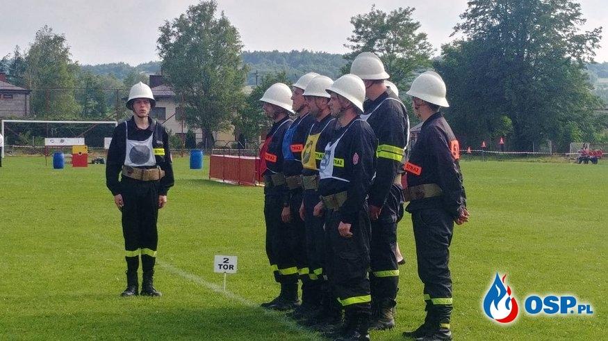 Gminne Zawody Sportowo - Pożarnicze w Kobylanach OSP Ochotnicza Straż Pożarna