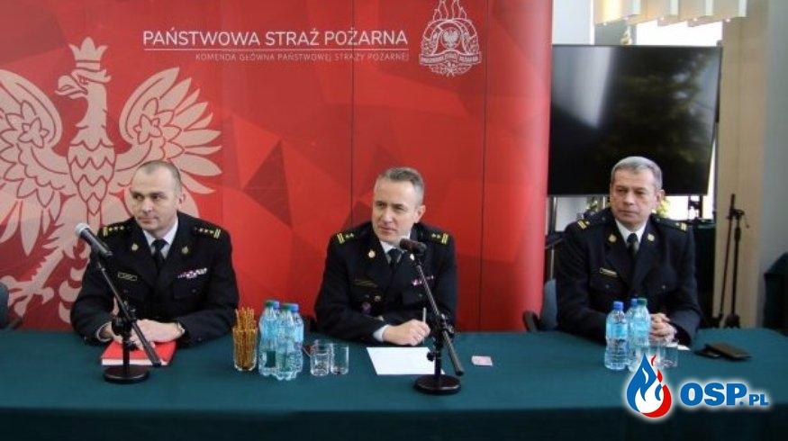 """Kontrowersyjny oficer już poza strażą. KG PSP: """"Rozwiązano stosunek służbowy"""" OSP Ochotnicza Straż Pożarna"""