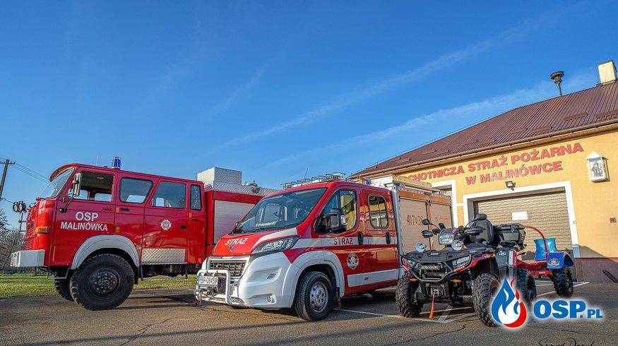 Wyposażenie bojowe OSP Ochotnicza Straż Pożarna